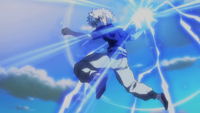 Killua's Thunderbolt