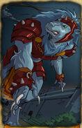 Wolf Knight (Final Art)