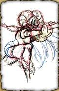 Sabriel (Rough Sketch)