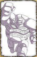 Brahe (Pencil Sketch)