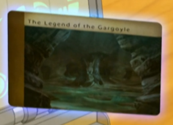 The Legend of the Gargoyle Mission