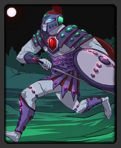 Jeweled Colossus