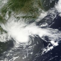 Tropical Storm Alberto May 19 2012