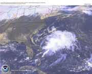 Tropical Storm Leslie (2000)