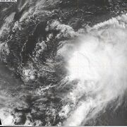 Tropical Storm Nana 2008