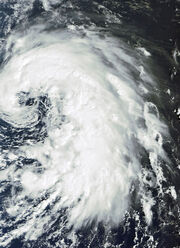 Tropical Storm Laura 2008