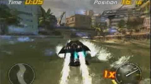 Hydro Thunder Hurricane Lost Babylon ft. Razorback