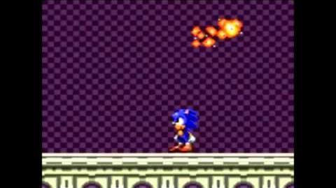 Sonic Triple Trouble vs Fang the Sniper