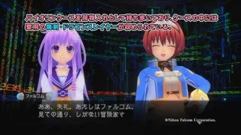 Hyperdimension Neptunia mk2 Trailer 3