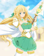 Vert Commission 3 Coloring