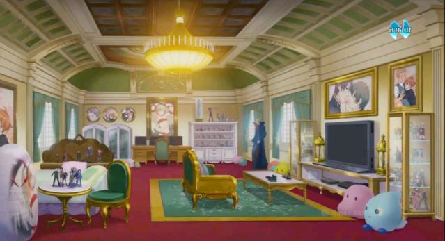 Neptunia Noire S Room
