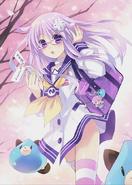 Purple Sister school