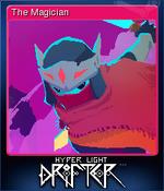 Hyper Light Drifter Card The Magician