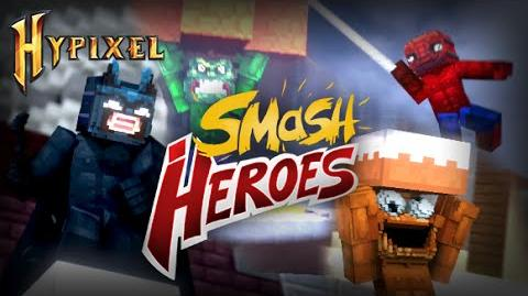 SMASH HEROES - Animated Trailer Play now on mc.hypixel