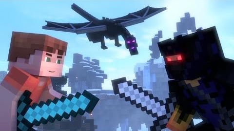 Skywars (Minecraft Animation) Hypixel