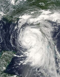 Hurricane Dennis 09 july 2005 1845Z