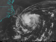 Tropical Storm Claudette (1997)