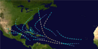 1950 Atlantic hurricane season