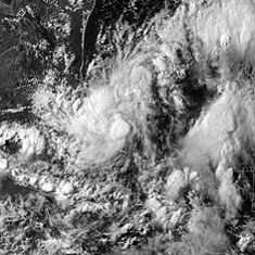 Tropical Storm Bret (2005)