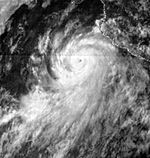 Hurricane Norman Sept 1 1978 2231Z