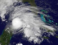 Hurricane Ida 2009-11-09 0015 UTC