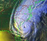 Hurricane Floyd (1999) - Cropped - 2.JPG