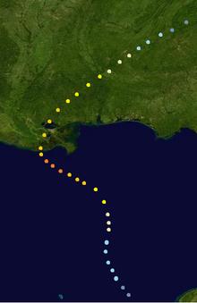 Hurricane Maggie