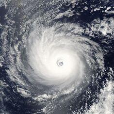 Hurricane daniel 2006