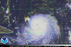 Hurricane Ike RGBimage
