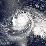 Typhoon Ioke 28 aug 2006 0130Z