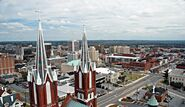 Downtown Macon 1