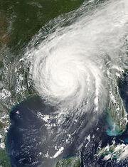Katrina After NORL Impact
