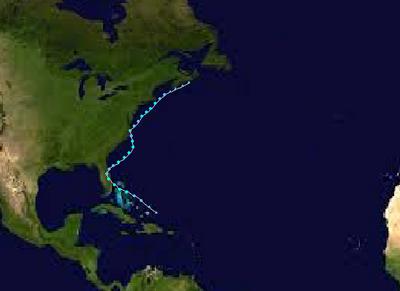 Tropical Storm Kadar 2.1