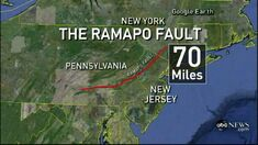 The Ramapo Fault