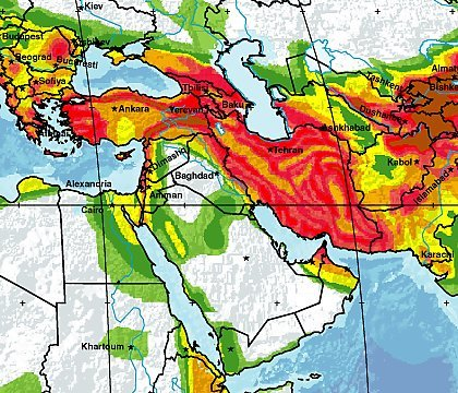 File:Middle East earthquake risk.png
