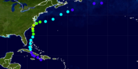 1986 What-might-have-been Atlantic Hurricane Season (Farm River)