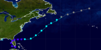 1991 What-might-have-been Atlantic Hurricane Season (Farm River)