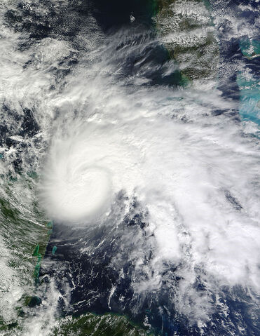 File:Hurricane Ida in the Yucatan Channel November 8 2009.jpg