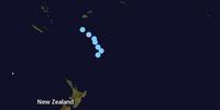 2617 South Pacific Cyclone Season (worldsstrongestcyclone)