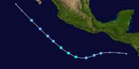 2020 Pacific hurricane season (Hypercane's Version)