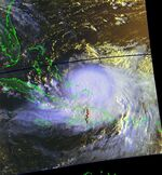 Hurricane Hanna (2008) - Cropped - 1.JPG