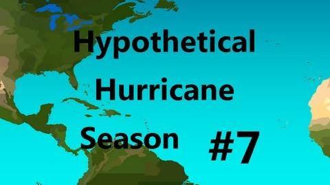 Hypothetical Hurricane Season 7 - 2029 HD