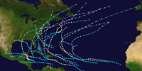 2024 Atlantic Hurricane Season (MG's Realistic Version)