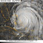 US Navy 040903-N-0000X-003 Satellite image taken from the GOES-12 satellite of Hurricane Frances at approximately 0740 EST.jpg