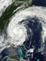 Tropical Storm Hanna over the East Coast (Sept. 6, 2008 at 16-05 UTC).jpg