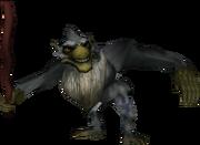 Deku monkey