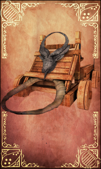 Ordona catapult