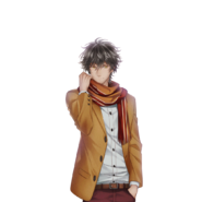 (Second Batch) Akira Mitsurugi SR Transparent