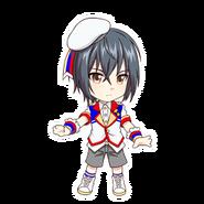 Ren Kashiwagi SD Pose