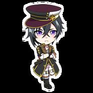 (2nd Anniversary Scout) Kuro Yakaku SD Jump